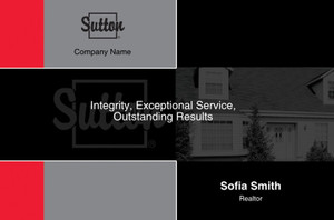 Sutton Postcards Template: 315336