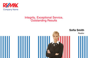 RE/MAX Postcards Template: 314955