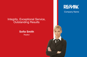 RE/MAX Postcards Template: 314962