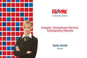RE/MAX Postcards Template: 314959