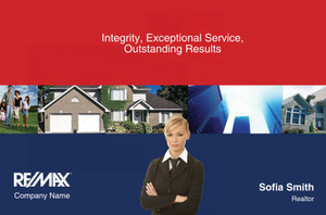 RE/MAX Postcards Template: 314964