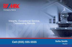 RE/MAX Postcards Template: 315321