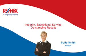 RE/MAX Postcards Template: 314945