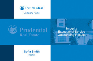Prudential Postcards Template: 315410