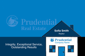 Prudential Postcards Template: 315407