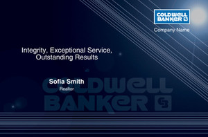 Coldwell Banker Postcards Template: 315305