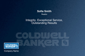 Coldwell Banker Postcards Template: 315306
