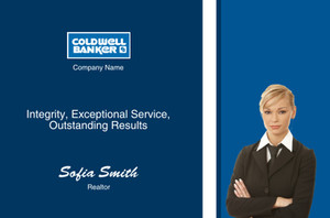 Coldwell Banker Postcards Template: 314633