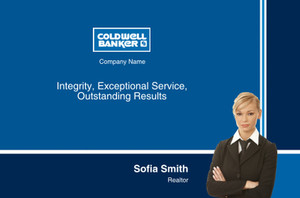 Coldwell Banker Postcards Template: 314614