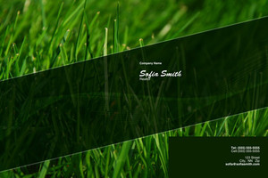 Landscaping Pocket Folders Template: 598145