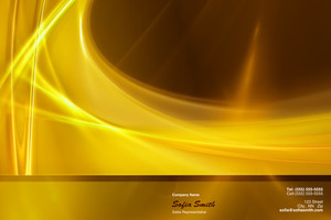 Abstract Pocket Folders Template: 321434
