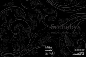 Sotheby Pocket Folders Template: 501977