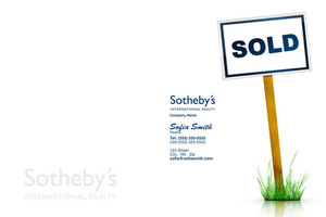 Sotheby Pocket Folders Template: 501999