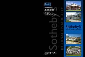 Sotheby Pocket Folders Template: 502023