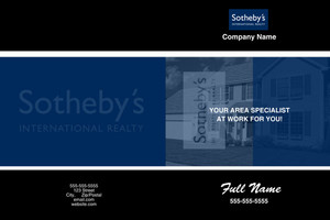 Sotheby Pocket Folders Template: 584125