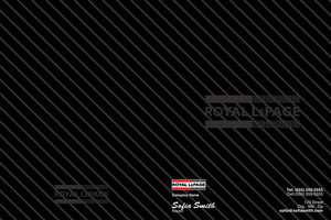 Royal LePage Pocket Folders Template: 500485