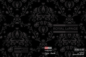Royal LePage Pocket Folders Template: 504177
