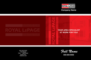 Royal LePage Pocket Folders Template: 584103