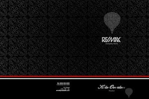 Re/max , Remax Pocket Folders Template: 576681
