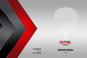 Button to customize design Re/max , Remax Pocket Folders Template: 576701