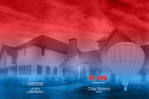 Re/max , Remax Pocket Folders Template: 576655