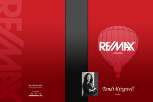 Re/max , Remax Pocket Folders Template: 576661