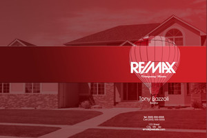 Re/max , Remax Pocket Folders Template: 576689