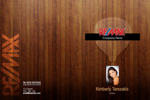 Re/max , Remax Pocket Folders Template: 576697