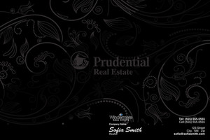 Button to customize design Prudential Pocket Folders Template: 530099