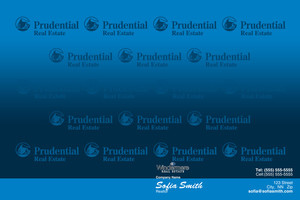 Button to customize design Prudential Pocket Folders Template: 530127