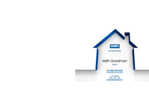 Button to customize design Coldwell Banker Pocket Folders Template: 489207
