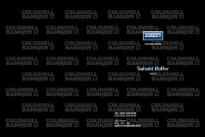 Button to customize design Coldwell Banker Pocket Folders Template: 489257