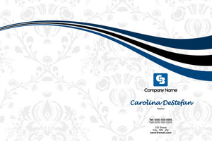 Button to customize design Coldwell Banker Pocket Folders Template: 489241
