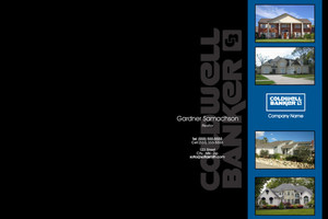 Button to customize design Coldwell Banker Pocket Folders Template: 489227