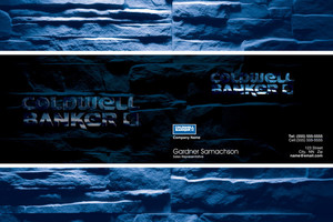 Button to customize design Coldwell Banker Pocket Folders Template: 316844