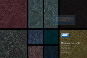 Button to customize design Coldwell Banker Pocket Folders Template: 317636
