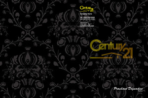 Century 21 Pocket Folders Template: 502833