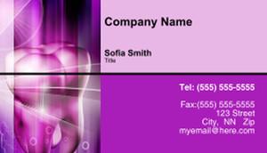 Dentistry Business Cards Template: 334983