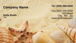 Travel Agencies  Business Cards Template: 333406