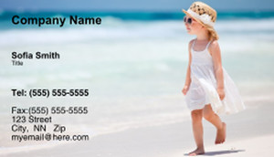 Travel Agencies  Business Cards Template: 333427