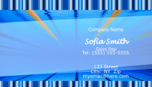 Pool Business Cards Template: 597561