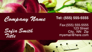 Colorful Business Cards Template: 309985