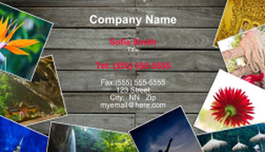 Top Picks Business Cards Template: 332733