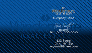 Windermere Business Cards Template: 528375