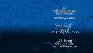 Windermere Business Cards Template: 528381