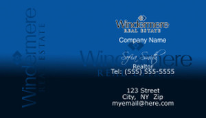 Windermere Business Cards Template: 528383