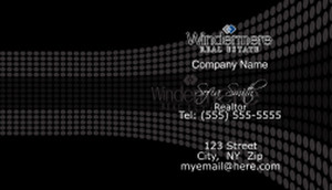 Windermere Business Cards Template: 528329