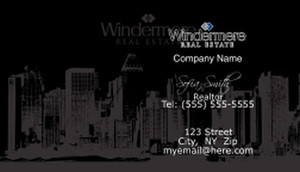 Windermere Business Cards Template: 528331