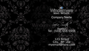 Windermere Business Cards Template: 528333