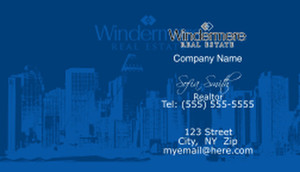 Windermere Business Cards Template: 528355